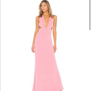 Pink Revolve NBD Gown